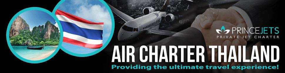 Aircraft Charter Thailand