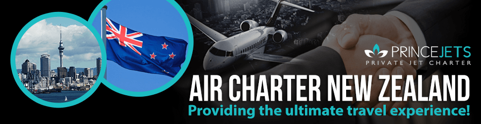 Aircraft Charter New Zealand