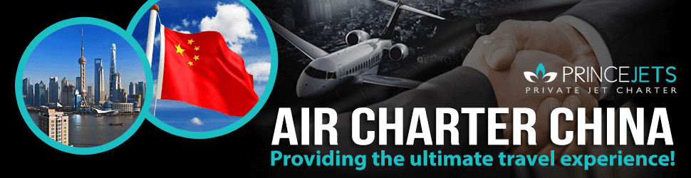 Aircraft Charter China